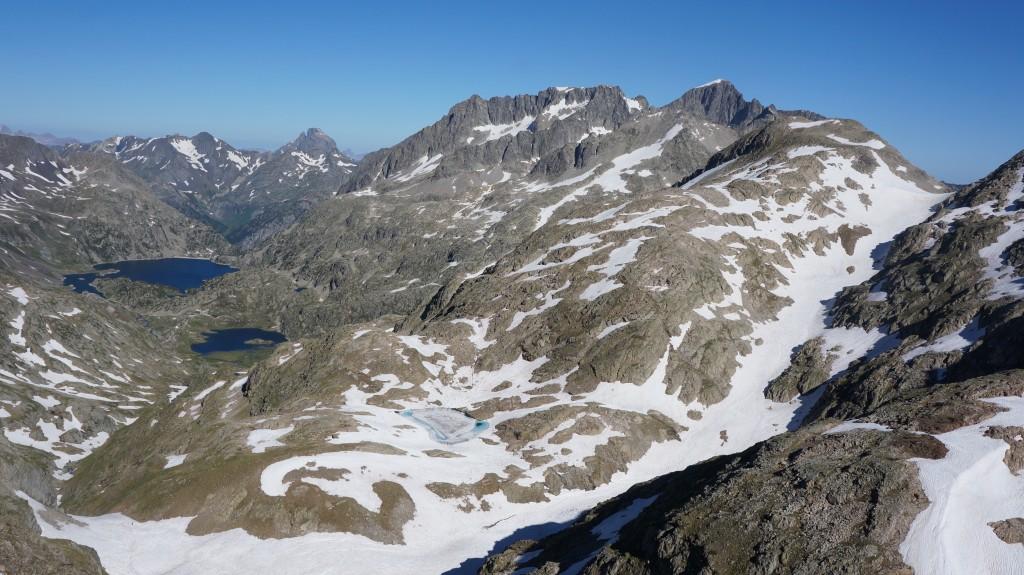 Pic du Midi d'Ossau - Frondella - Balaïtous