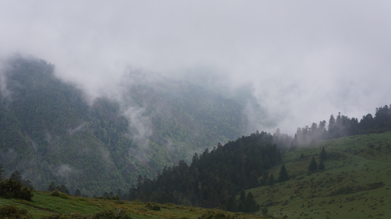 Pic de la Calabasse (2210 m) depuis Rouech par le col de l'Herbe Soulette