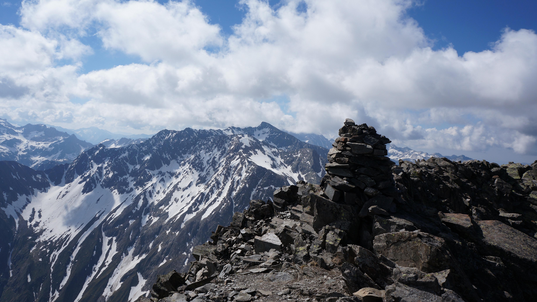 Pic de Lustou (3023 m) depuis Frédançon