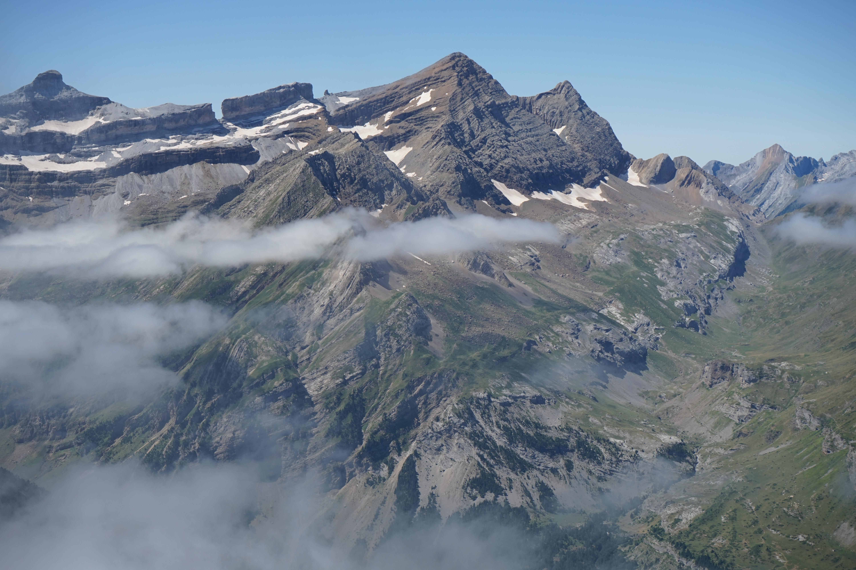 Piméné (2801 m) depuis Gavarnie