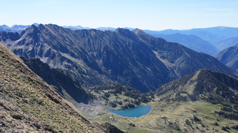 Pic de Marterat (2662 m) depuis Ossèse