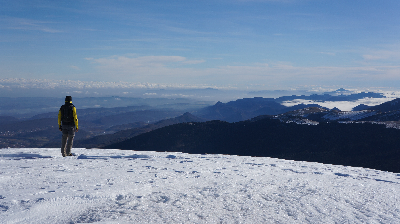 Mont Fourcat (2001 m) depuis Croquié