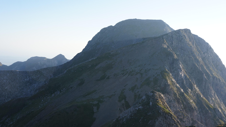 Pic de la Pale de la Clauère (2721 m) – Mont Valier (2838 m) par le port d'Aula