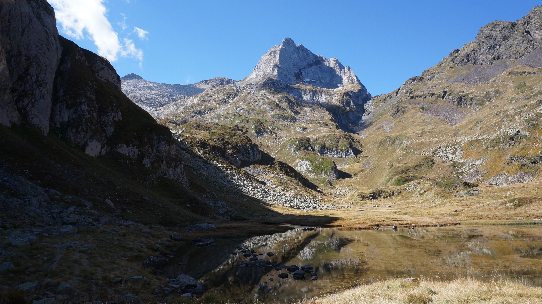 La Forcanada (2881 m) par la vallée de Riu Nere