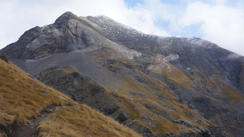 Pico de la Robinera (3003 m) depuis Chisagüès