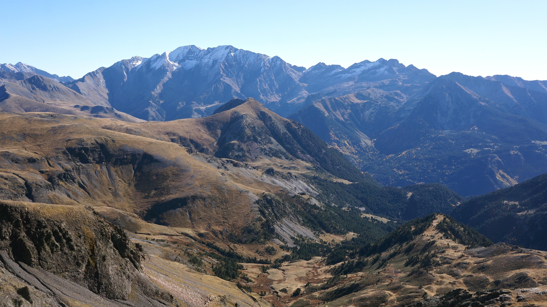 Punta Suelza (2973 m) – Pic d'Ourdissétou (2597 m) depuis l'Hospice de Rioumajou