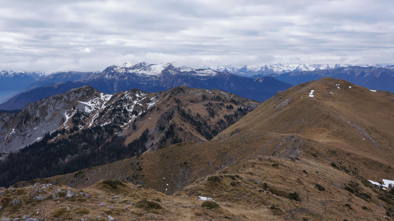 Pic de Cagire (1912 m) – Pic du Gar (1785 m) depuis le col de Mente