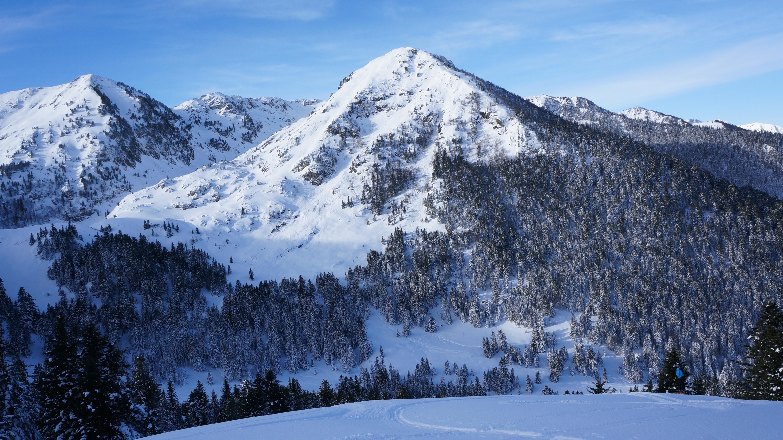 Mont Né (2147 m) depuis Bareilles