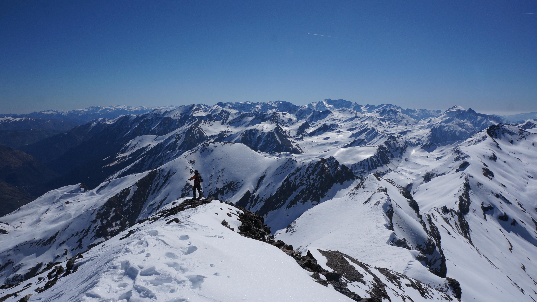 Soum des Salettes (2978 m) depuis Piau-Engaly