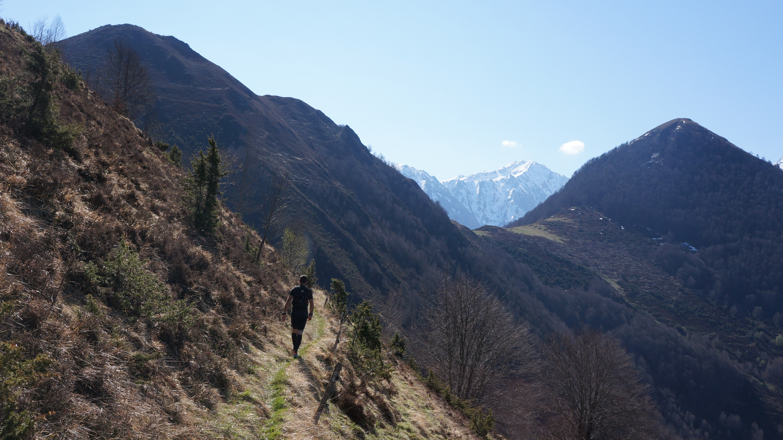 Pic de Courbayran (1759 m) depuis Bonac