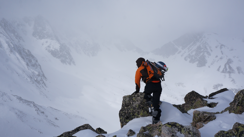 Pic de la Mina (2683 m) depuis Porté-Puymorens