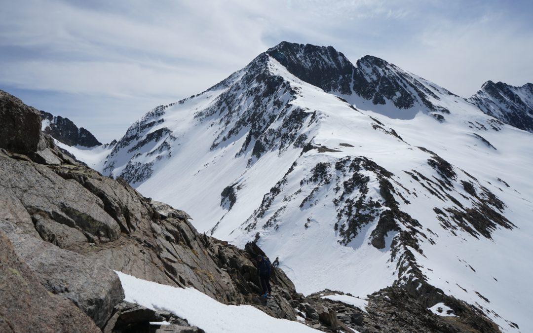 Pic de Bocou (2714 m) depuis Frédançon