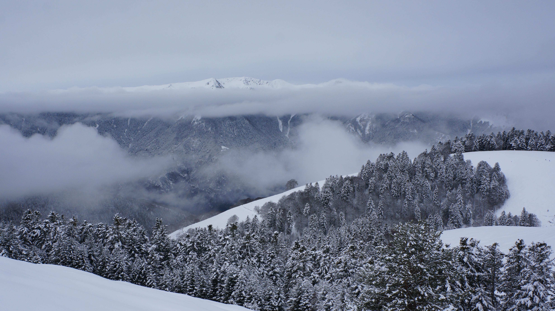 Pic de Bacanère (2193 m) depuis Gouaux-de-Luchon