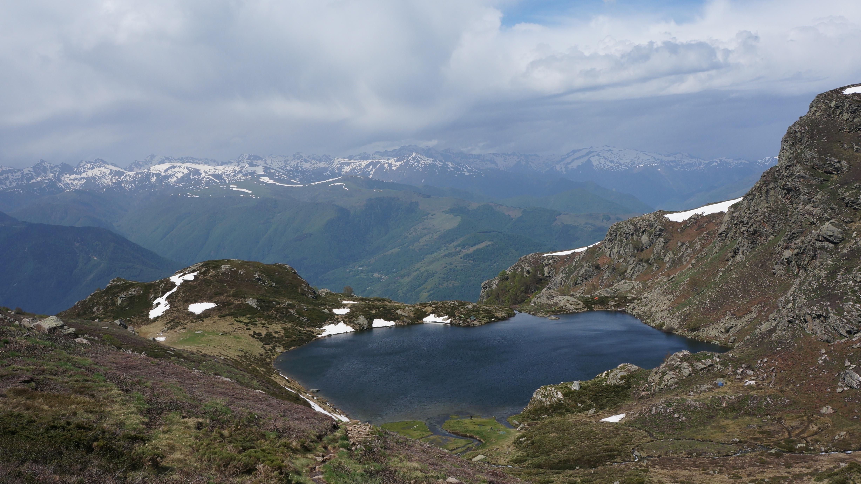 GR de Pays : tour du massif de Tabe depuis Montferrier