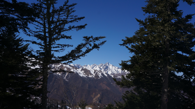 Tuc de l'Adosse (1669 m) depuis la route du col de Latrape