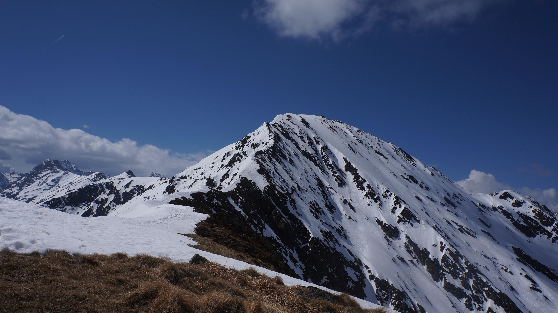 Pique d'Endron (2472 m) depuis Goulier-Endron
