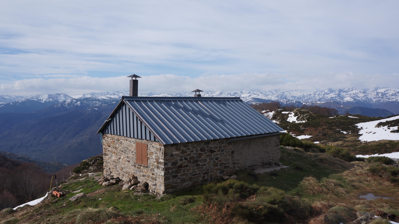 Pic de Saint-Barthélémy (2348 m) – Pic de Soularac (2368 m) depuis la route de la carrière