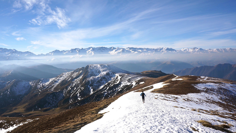 Pic de Bacanère (2193 m) depuis Artigue