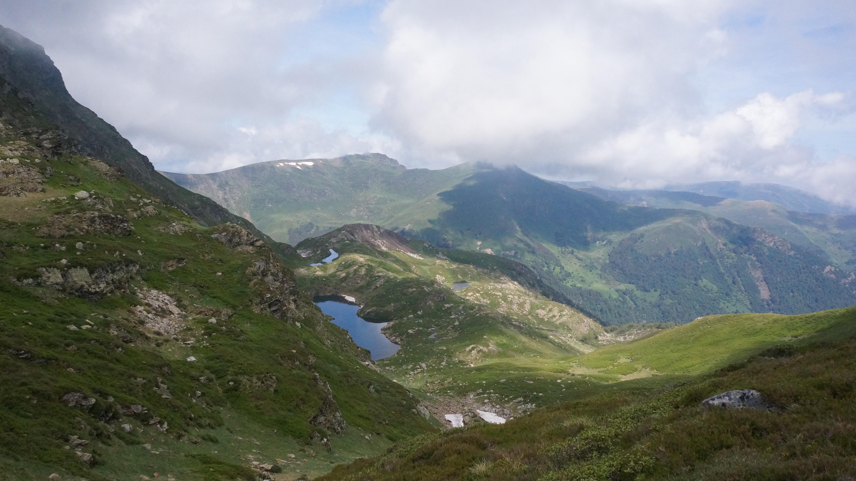 Pic de Peyroutet (2165 m) depuis le Ressec