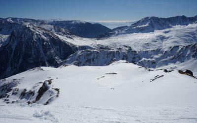 Pic de Nérassol (2633 m) en boucle depuis L'Hospitalet-près-l'Andorre