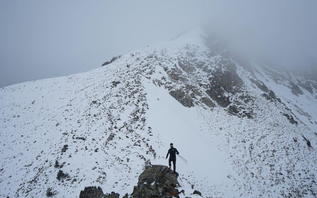 Pic de Gourguet (2619 m) – Pic d'Aygues-Cluses (2620 m) depuis Artigusse